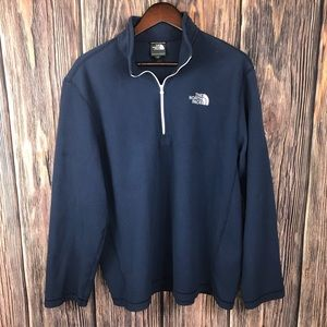 The North Face 1/4 Zip Pullover Jacket